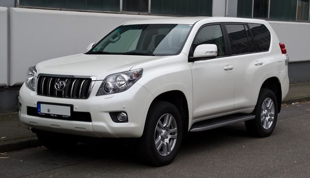В России больше не будут собирать Land Cruiser Prado